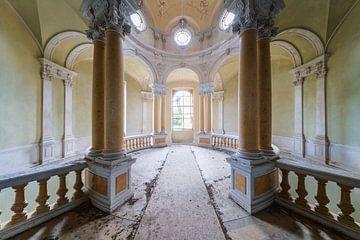 schöne verlassene Säulen von Kristof Ven
