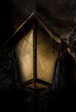 Antique lantern sur Olivier Van Cauwelaert