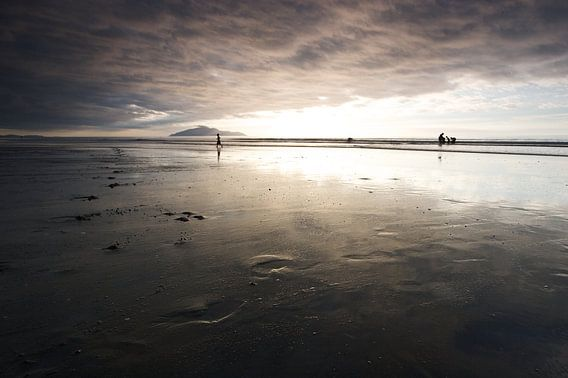 Otaki Beach (NZ) van Eddo Kloosterman