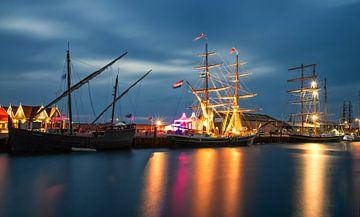 Sail op Texel / Sail on Texel van Justin Sinner Pictures ( Fotograaf op Texel)