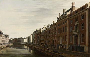 De Gouden Bocht in de Herengracht in Amsterdam  van