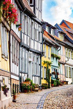 Quedlinburg van Scholtes Fotografie
