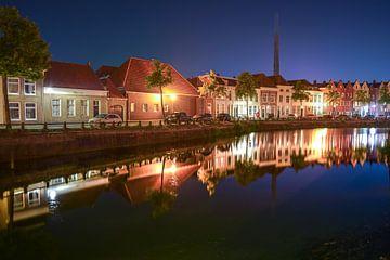 Bergen op Zoom nacht fotografie von Kim de Been