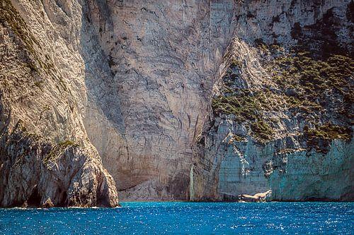 Zakynthos Grieks eiland van