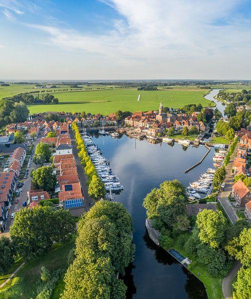 Haven van Blokzijl van Bert Nijholt