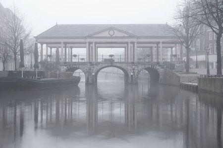 De Koornbrug in Leiden