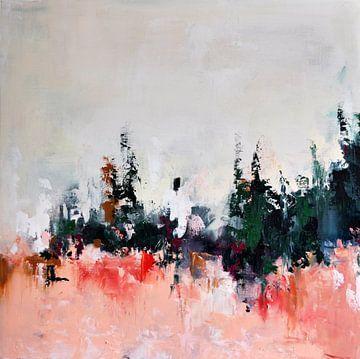 Pine Forest van Maria Kitano