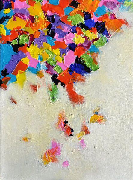 Falling Rainbow 4 von Maria Kitano