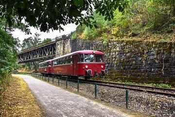 Ruhrtalbahn Schienenbus van Marcel Timmer