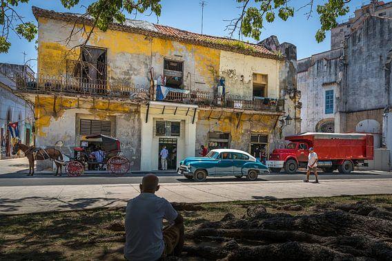 Mijmeringen in Havana van Hans Jansen - Lynxs Photography