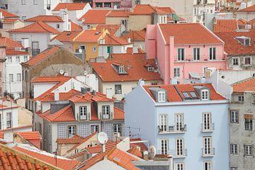 Lissabon :  Alfama