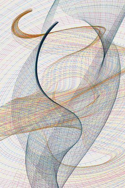 Geometria #CXLVII von Dietmar Meinhardt