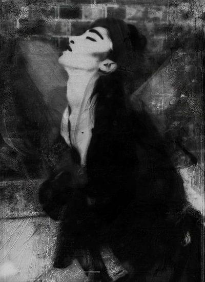 Young angel  von sophie etchart