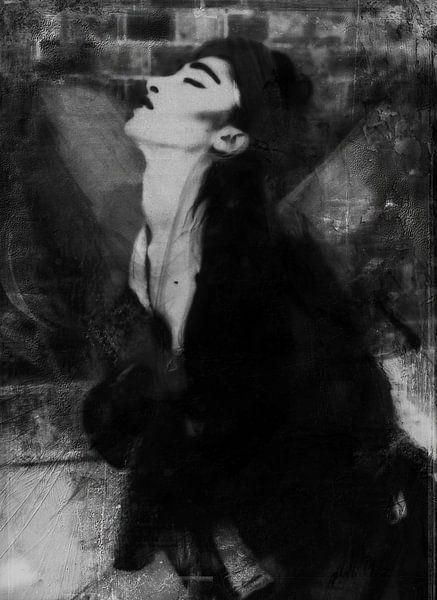 Young angel  van sophie etchart