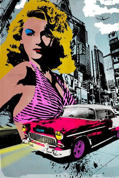 City Sexy van Rob van der Teen