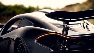 Lijnenspel McLaren P1