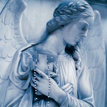 Blauwe Engel van Karen Havenaar