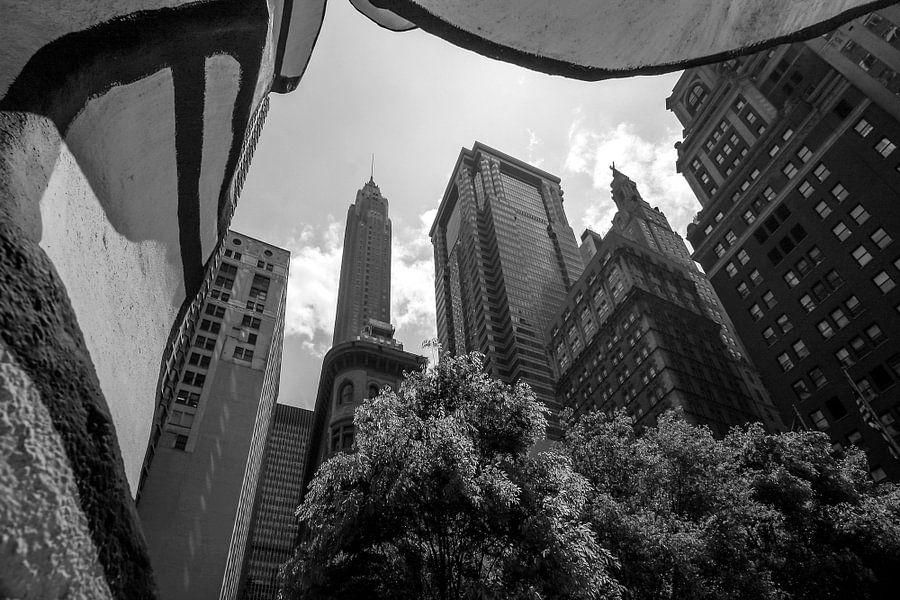 Wolkenkratzer New York
