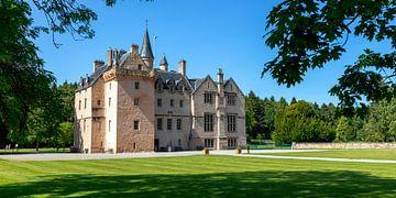 Brodie Castle in Schottland von Jürgen Wiesler