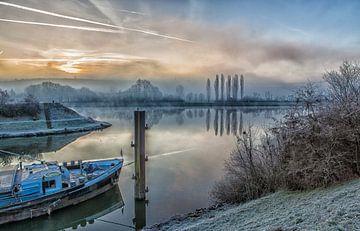 Morning frost van Hans Will