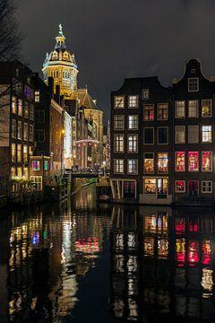 Basiliek van de Heilige Nicolaas (Amsterdam) van Edwin Butter