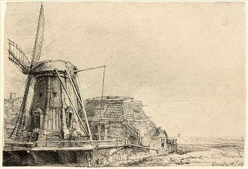 Rembrandt van Rijn, Le Moulin sur