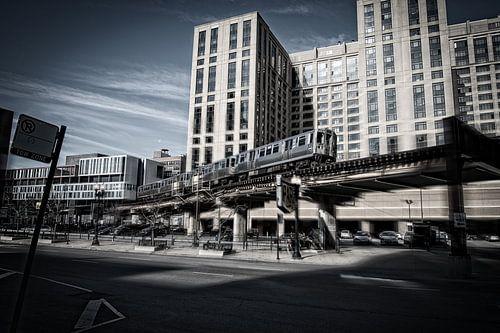 Chicago Subway von