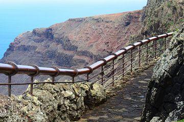 Mirador del Río, Lanzarote van Annabel van Wensveen