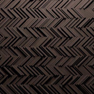 Herringbone Wood van Jörg Hausmann