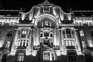 Grand Hotel Budapest van