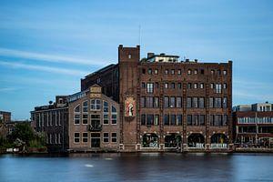 Droste chocoladefabriek Haarlem van
