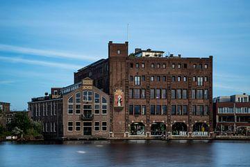 Droste chocoladefabriek Haarlem van Frans Bouvy