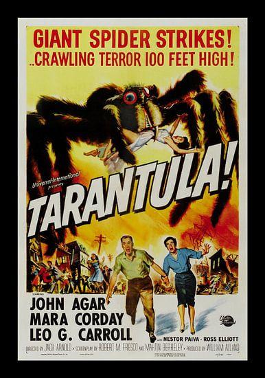 Tarantula! Giant Spider Strikes!