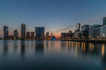 Rijnhaven Rotterdam van Peter Hooijmeijer