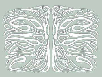 Life symmetries, wit