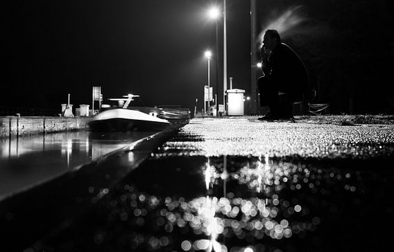 Night Navigation van Tim Corbeel