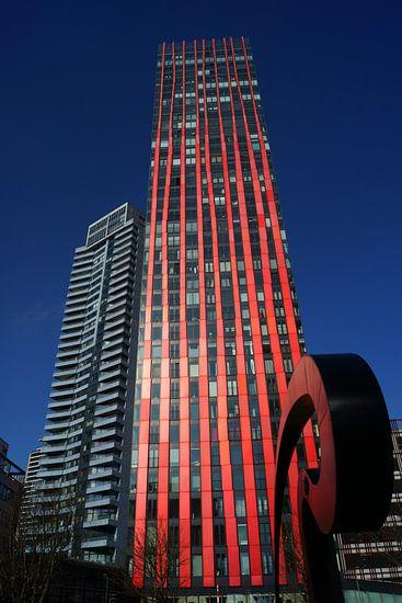 Red Apple, Rotterdam van Michel van Kooten