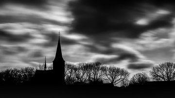 Black church van Lex Schulte