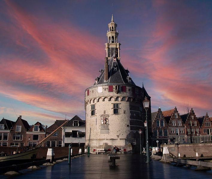 Tour principale Hoorn Hollande du Nord sur Evelien van der Horst