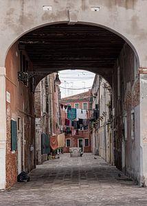 Doorkijkje in Venetië