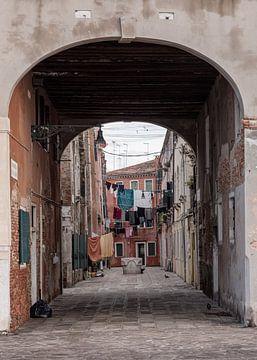 Blick durch Venedig von De Afrika Specialist