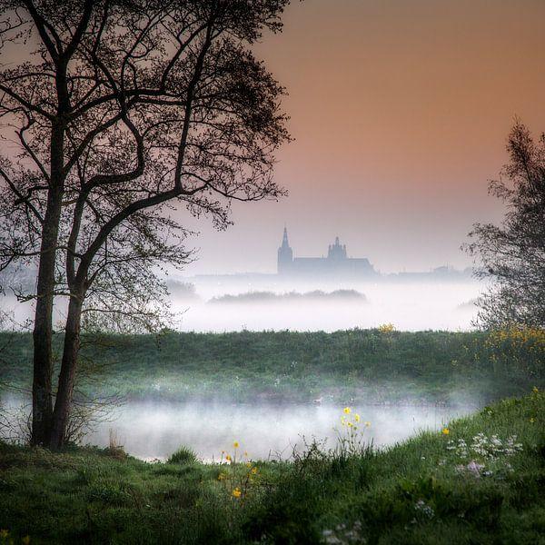 From behind the river van Ruud Peters