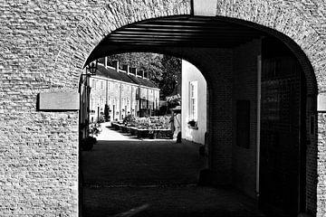 Begijnhof van Breda van Jeroen Jongeneelen