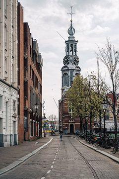 Münzenturm, Amsterdam von Lorena Cirstea