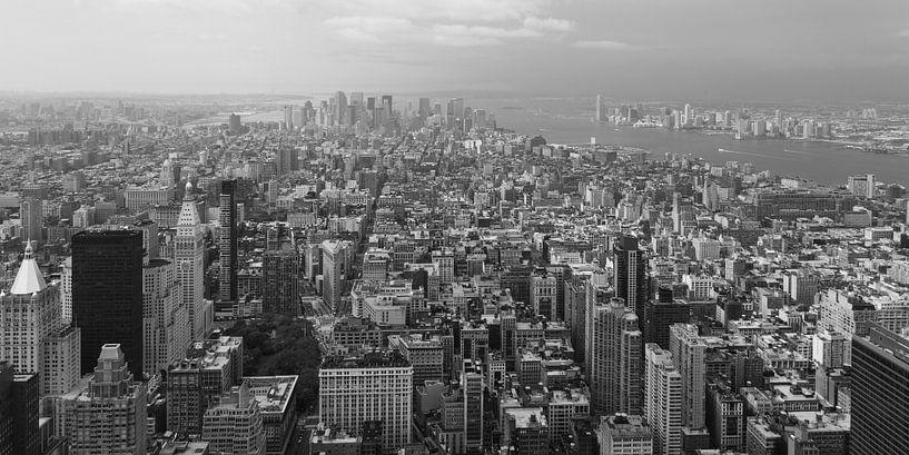 New York Skyline van Catching Moments