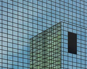 Graphic facade sur Greetje van Son