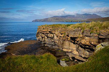 Ierland - Donegal - Muckross Head van Meleah Fotografie