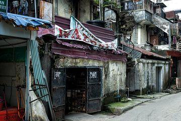 Straße in Kuala Lumpur von Andre Kivits