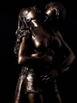 Uit brons gegoten von Saskia Cloo-Hartsema
