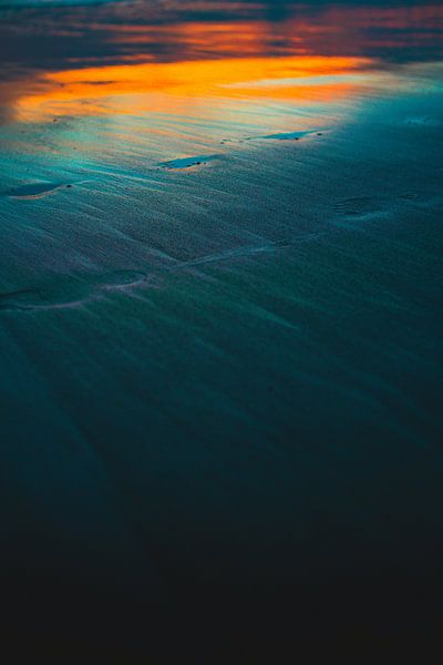 Berawa, Canggu zonsondergang